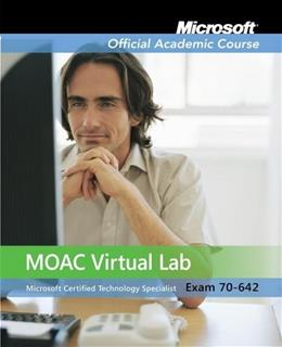 Windows Server 2008 Network Infrastructure Configuration: Exam 70-642, by Microsoft Official Academic Course, 2 Book Set PKG 9780470875025