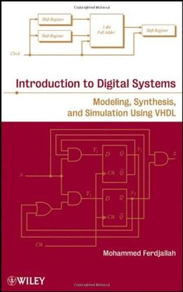 Introduction to Digital Systems, by Ferdjallah 9780470900550