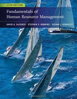 Fundamentals of Human Resource Management 11 PKG 9780470910122