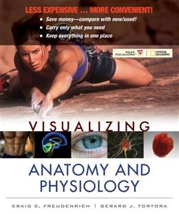 Visualizing Anatomy and Physiology, by Freudenrich 9780470917763