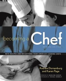 Becoming a Chef, by Domenburg, 2nd Revised Edition 9780471152095