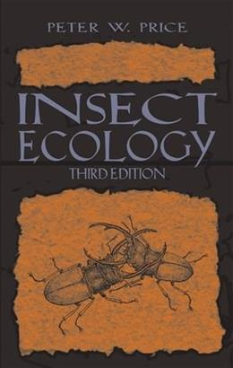 Insect Ecology, by Price, 3rd Edition 9780471161844