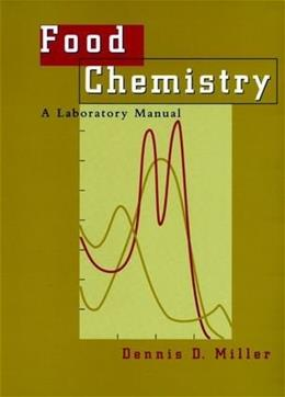 Food Chemistry, by Miller, Lab Manual 9780471175438