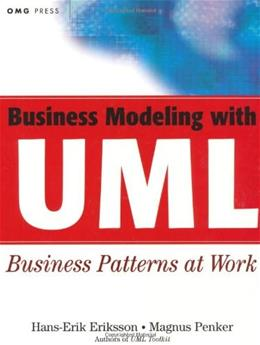 Business Modeling With UML:  Business Patterns at Work 1 9780471295518