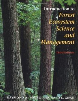 Introduction to Forest Ecosystem Science and Management, by Young, 3rd Edition 9780471331452