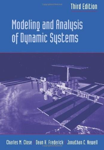 Modeling and Analysis of Dynamic Systems 3 9780471394426