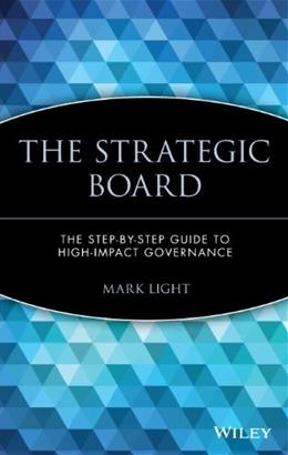 Strategic Board, by Light 9780471403586