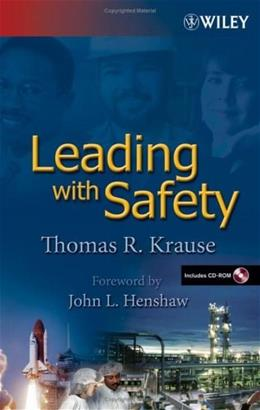 Leading with Safety, by Krause BK w/CD 9780471494256