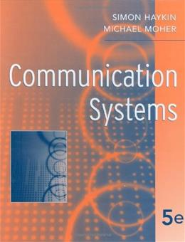 Communication Systems 5 9780471697909