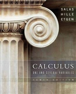 Calculus: One and Several Variables 10 9780471698043