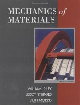Mechanics of Materials 6 PKG 9780471705116