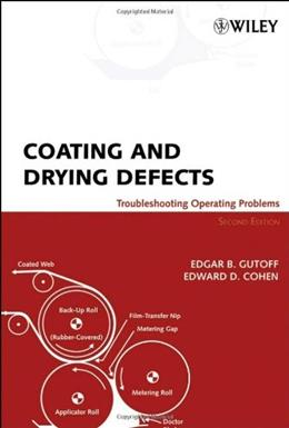 Coating And Drying Defects 2 9780471713685