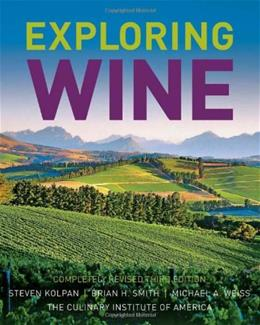 Exploring Wine: Completely, by Kolpan, 3rd Revised Edition 9780471770633