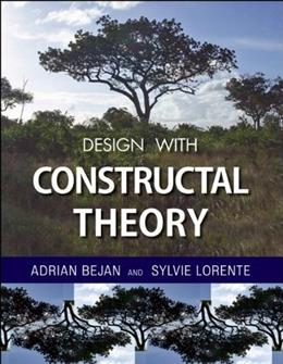 Design with Constructal Theory, by Bejan 9780471998167