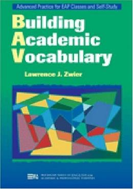 Building Academic Vocabulary, by Zwier 9780472085897
