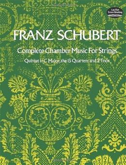 Complete Chamber Music for Strings (Dover Chamber Music Scores) First Dove 9780486214634