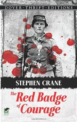 Red Badge of Courage, by Crane 9780486264653