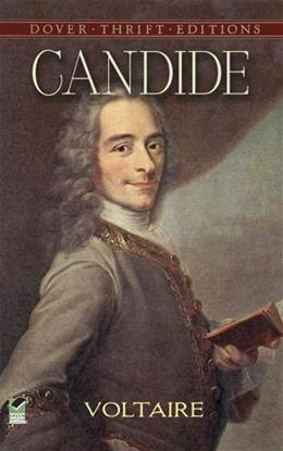 Candide, by Voltaire 9780486266893