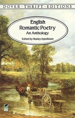 English Romantic Poetry, by Appelbaum 9780486292823