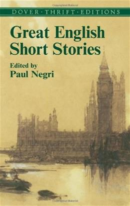 Great English Short Stories (Dover Thrift Editions) 9780486440903
