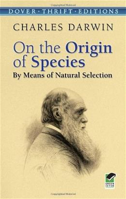 On the Origin of Species: By Means of Natural Selection, by Darwin 9780486450063