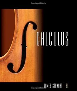 Calculus, 6th Edition (Stewarts Calculus Series) (Available 2010 Titles Enhanced Web Assign) 9780495011606