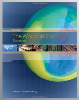 World of Chemistry: Essentials, by Joesten, 4th Edition 9780495012139
