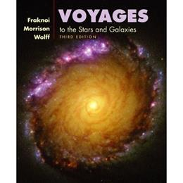 Voyages to the Stars and Galaxies, by Fraknoi, 3rd Media Update Edition 3 PKG 9780495017905