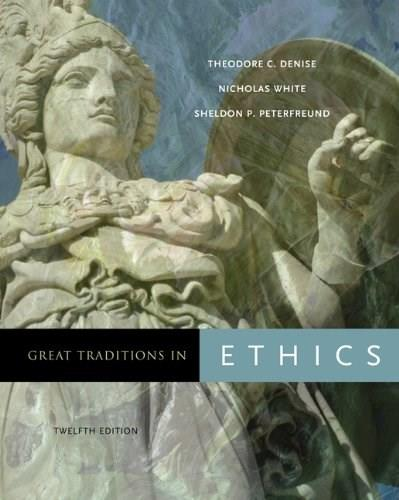 Great Traditions in Ethics 12 9780495094982