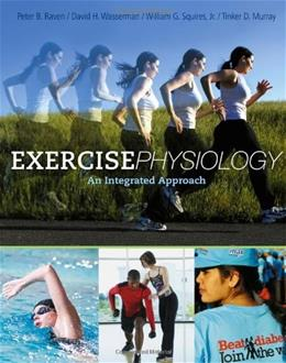 Exercise Physiology, by Raven 9780495110248