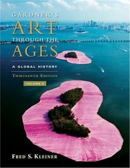 Gardners Art Through the Ages: A Global History, by Kleiner, 13th Edition, Volume 2 13 PKG 9780495115502