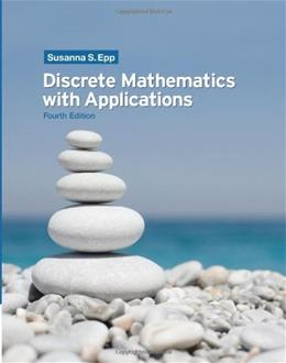 Discrete Mathematics with Applications, by Epp, 4th Edition 9780495391326
