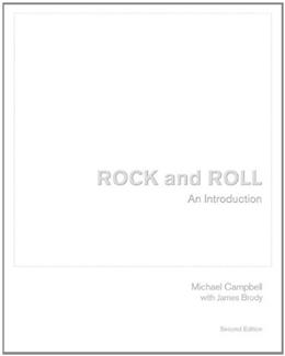 Rock and Roll: An Introduction, by Campbell, 2nd Edition 2 w/CD 9780495401834
