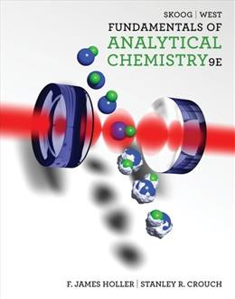 Fundamentals of Analytical Chemistry 9 9780495558286