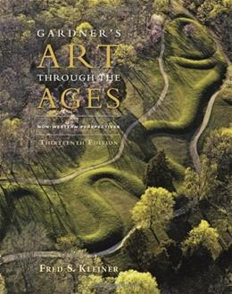 Gardners Art through the Ages: Non-Western Perspectives (with ArtyStudy, Timeline Printed Access Card) 13 PKG 9780495573678