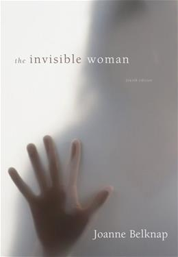The Invisible Woman: Gender, Crime, and Justice (Wadsworth Contemporary Issues in Crime and Justice) 4 9780495809135