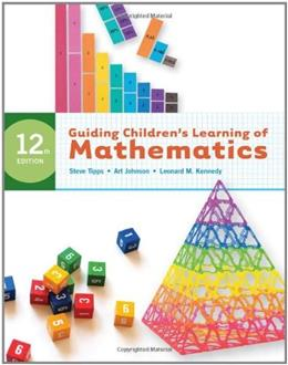 Guiding Childrens Learning of Mathematics 12 9780495810971