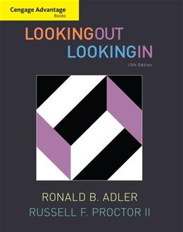 Looking Out Looking In, 13th Edition 9780495898177