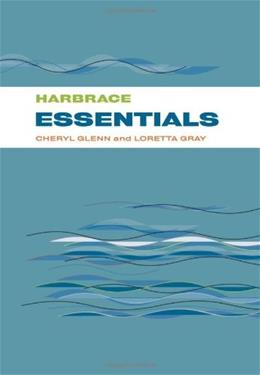Harbrace Essentials, by Glenn 9780495908364