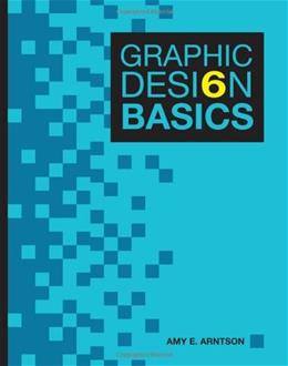 Graphic Design Basics (with Premium Web Site Printed Access Card) 6 PKG 9780495912071