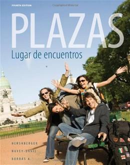 Plazas 4 w/CD 9780495913795
