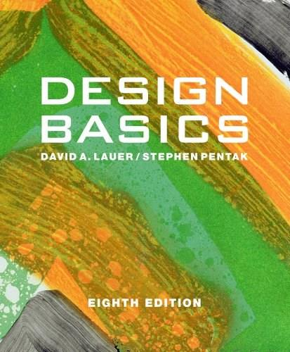 Design Basics (with CourseMate Printed Access Card) 8 PKG 9780495915775