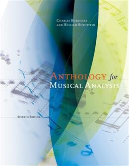 Anthology for Musical Analysis 7 9780495916079
