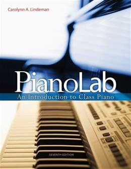PianoLab: An Introduction to Class Piano (with Premium Website Printed Access Card & Keyboard for Piano) 7 PKG 9780495917038