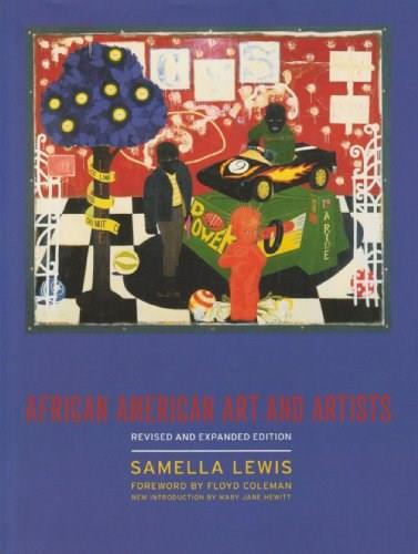 African American Art and Artists, by Lewis 9780520239296