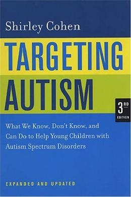 Targeting Autism: What We Know, Don