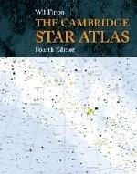 Cambridge Star Atlas, by Tirion, 4th Edition 9780521173636