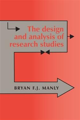 The Design and Analysis of Research Studies 1 9780521425803