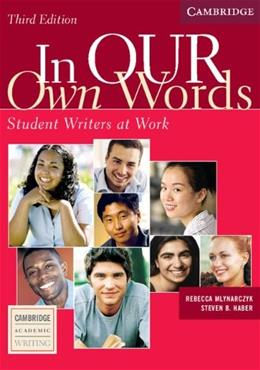 In Our Own Words, by Mlynarczyk, 3rd Ediiton 9780521540285