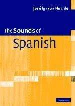 Sounds of Spanish, by Hualde BK w/CD 9780521545389